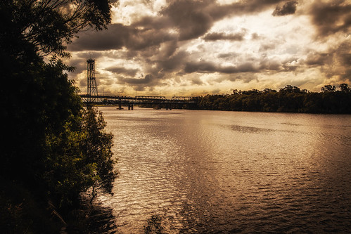 Hunter River - Hexham | by Fishyone1