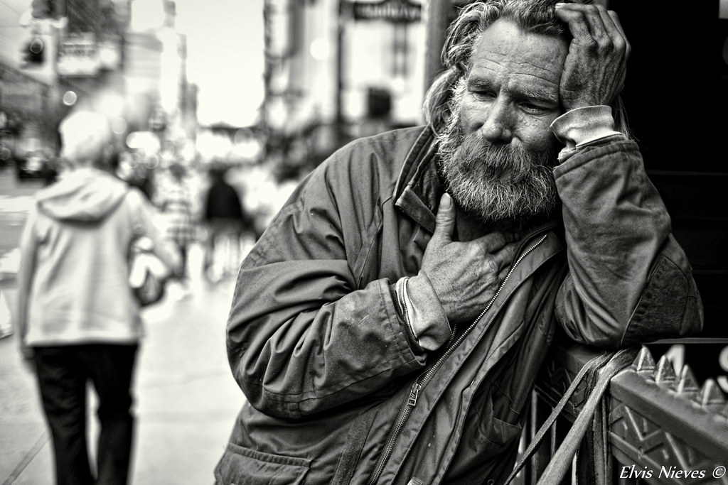 Groovy Crying Homeless Guy Elvis Nieves Flickr Interior Design Ideas Inesswwsoteloinfo