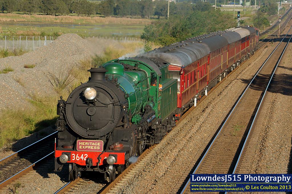3642 at Beresfield by LowndesJ515