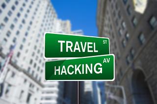Travel Hacking Street Sign | by investmentzen