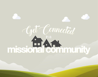 Missional Community | by Scotty of Eden