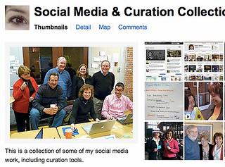 Social Media Curation Collection | by Tatiana12