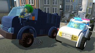 Lego City Undercover cars | by gamesweasel