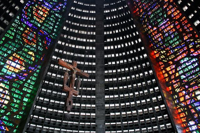 Metropolitan Cathedral of Saint Sebastian, Rio de Janeiro