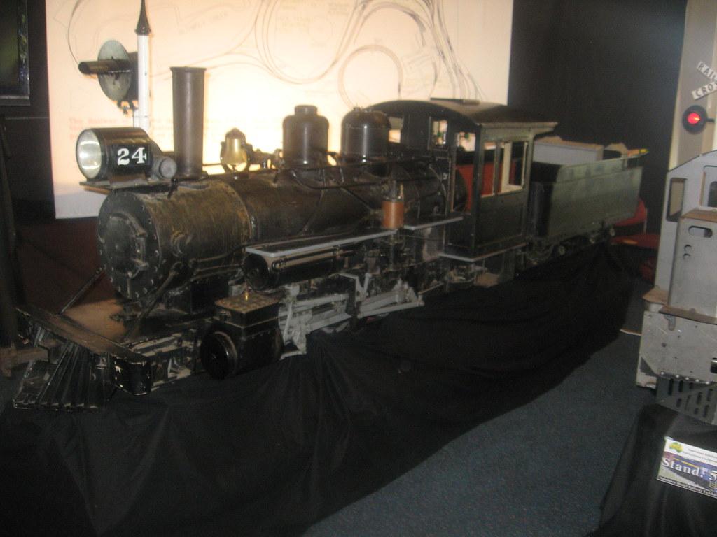Large Model Engine DVR by Coolibah Rail