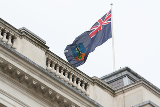 Flag of Montserrat | by Foreign and Commonwealth Office