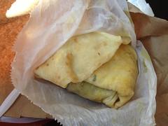 火, 2013-03-26 11:48 - Ali's Trinidad Roti shop