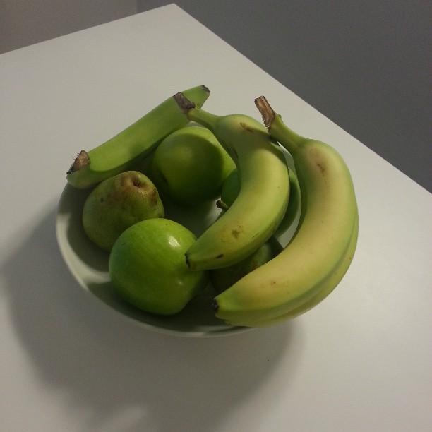 groen fruit