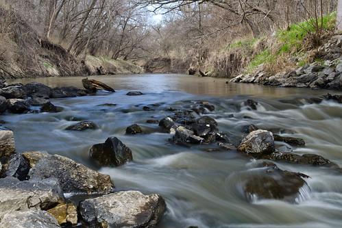 water creek river outdoors nikon nebraska rocks stream lincoln wilderness wildernesspark 1755f28 d7000
