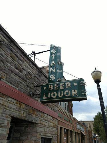 Spring Lake, Michigan - Stan's Bar Sign | by Darrell Harden