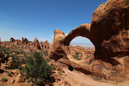 "Double ""O"" Arch 