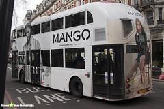 3e3d195e2852 Wrightbus NRM NBFL - LTZ 1120 - LT120 - Mango - Shephard s Bush 148 - RATP