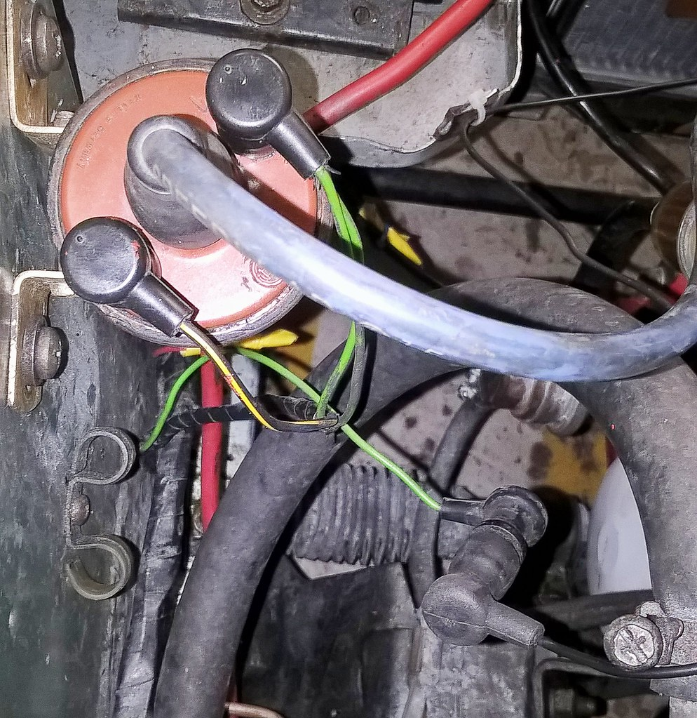 Ford Capri 2 0 Coil Wiring