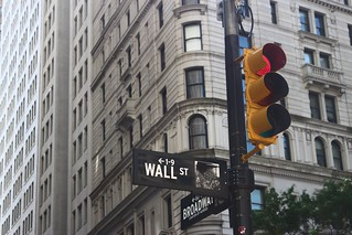 Wall Street Sign on the street | by Bestpicko