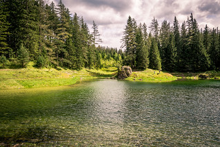 grüner See | by Harry Pammer (temporarily off)