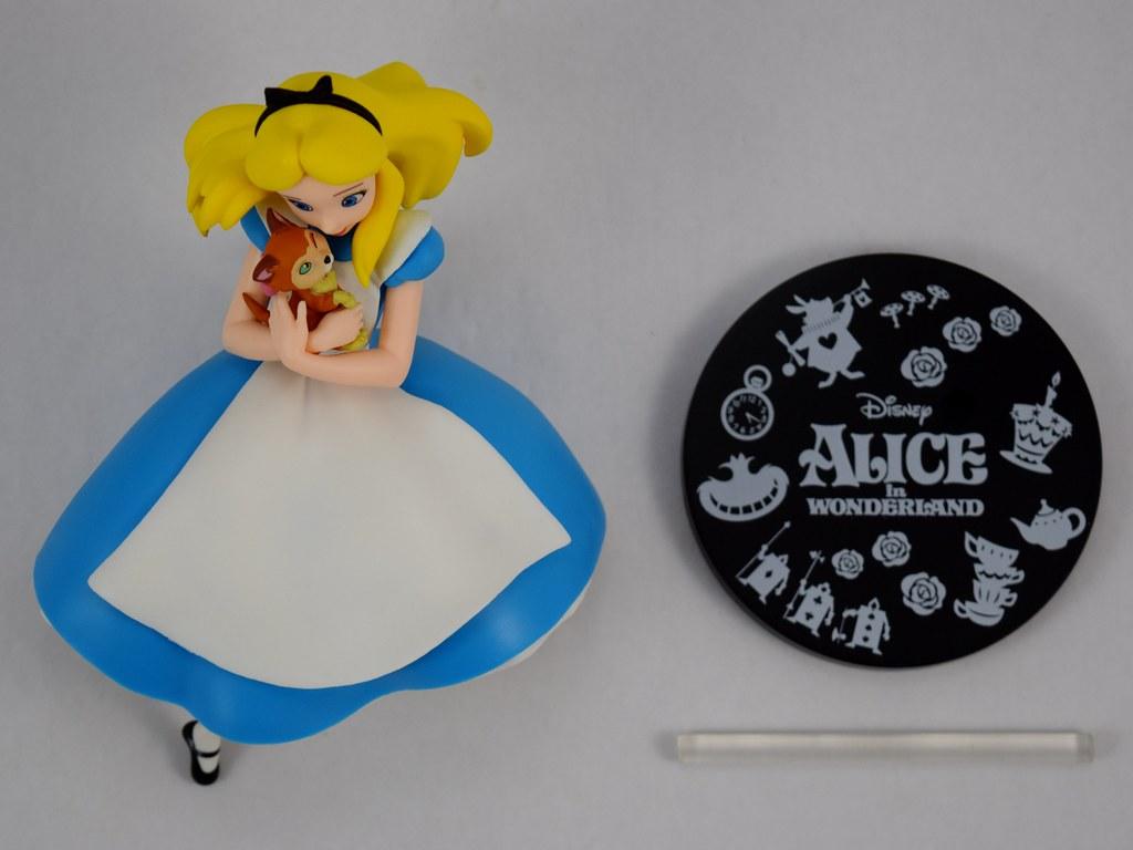Disny Alice in Wonderland Premium figure SEGA Prize From JAPAN
