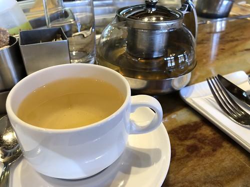 Jasmine green tea kettle + mug. | by JeffDFromNJ