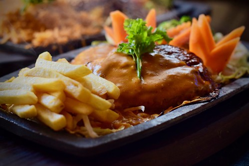 chicken steak in chipotle sauce | by cookieforthought