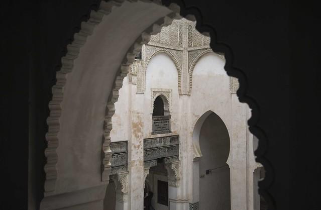 Morocco - Fés university