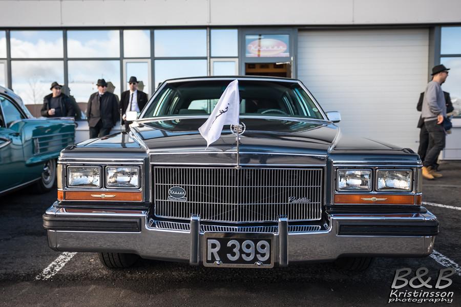 Cadillac Fleetwood Brougham 86 Kruser At The 2018 Reykjav Flickr