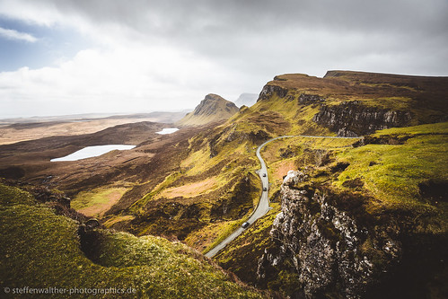 The Quiraing | by Steffen Walther