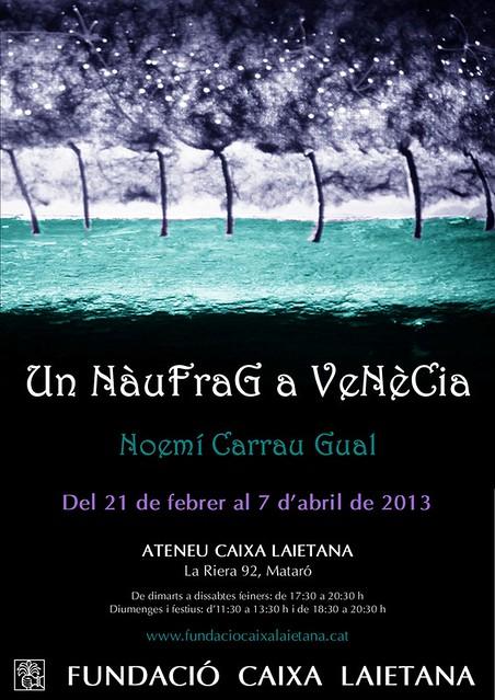 Mostra Febrer 2013 Galeria Mataró Barcelona