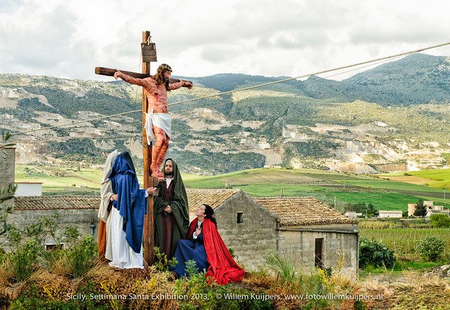 Buseto Palizzolo - Via Crucis Vivente
