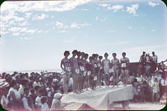 Circa 1959. Port Parham, South Australia New Year's Day Carnival