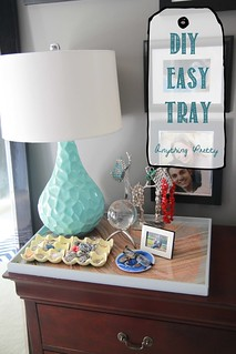 How To: DIY tray | by anythingpretty