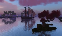 British galleon created by Nyx Breen