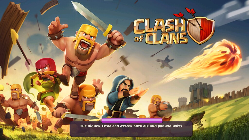 Android Games Clash of Clans