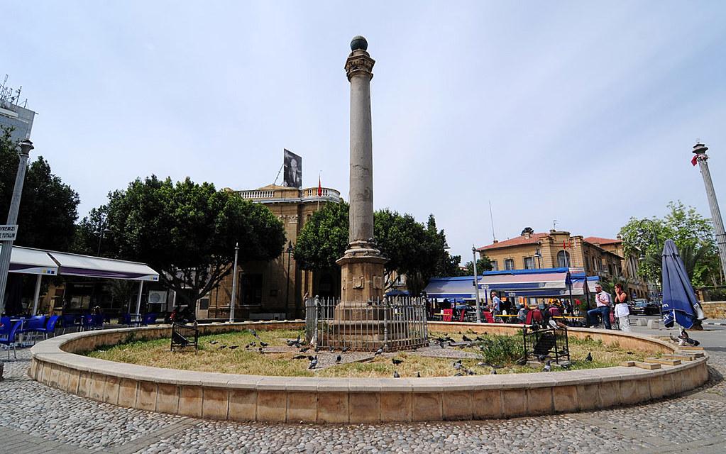 Venedik Sütunu ile ilgili görsel sonucu