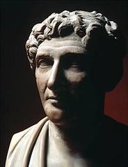 Buste d'Ovide, Galerie des Offices, Florence