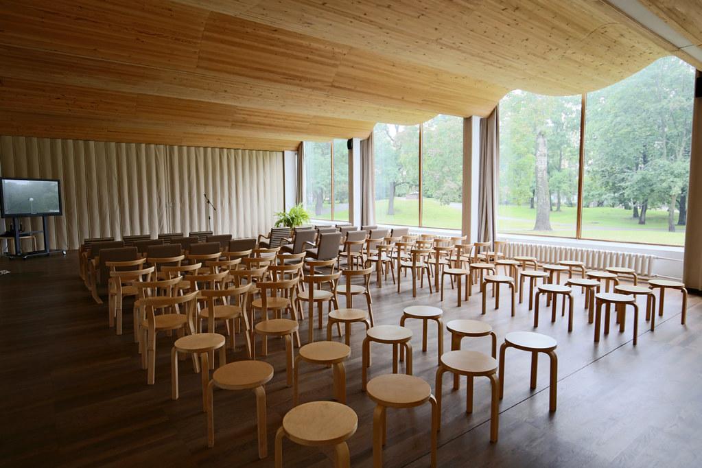 Vyborg's City Library (Auditorium), Russia