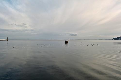 sea day cloudy poland baltic mermaid foveon gdynia sigma1530 sigmasd15