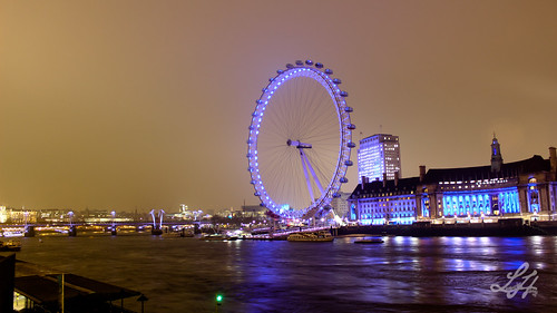 London Eye | by Leo P. Hidalgo (@yompyz)