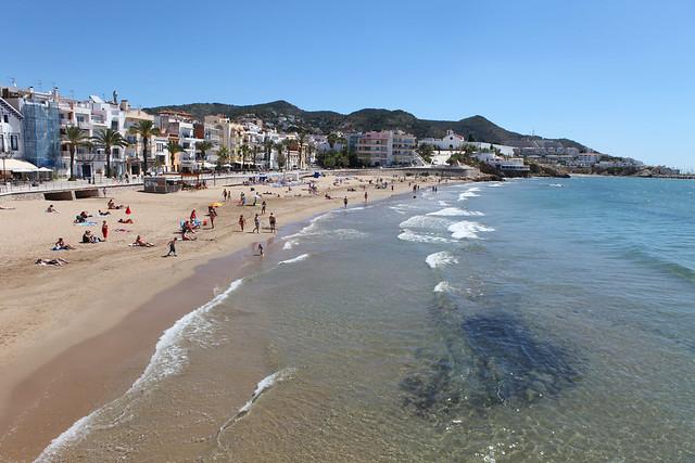Sitges, Spain Beaches