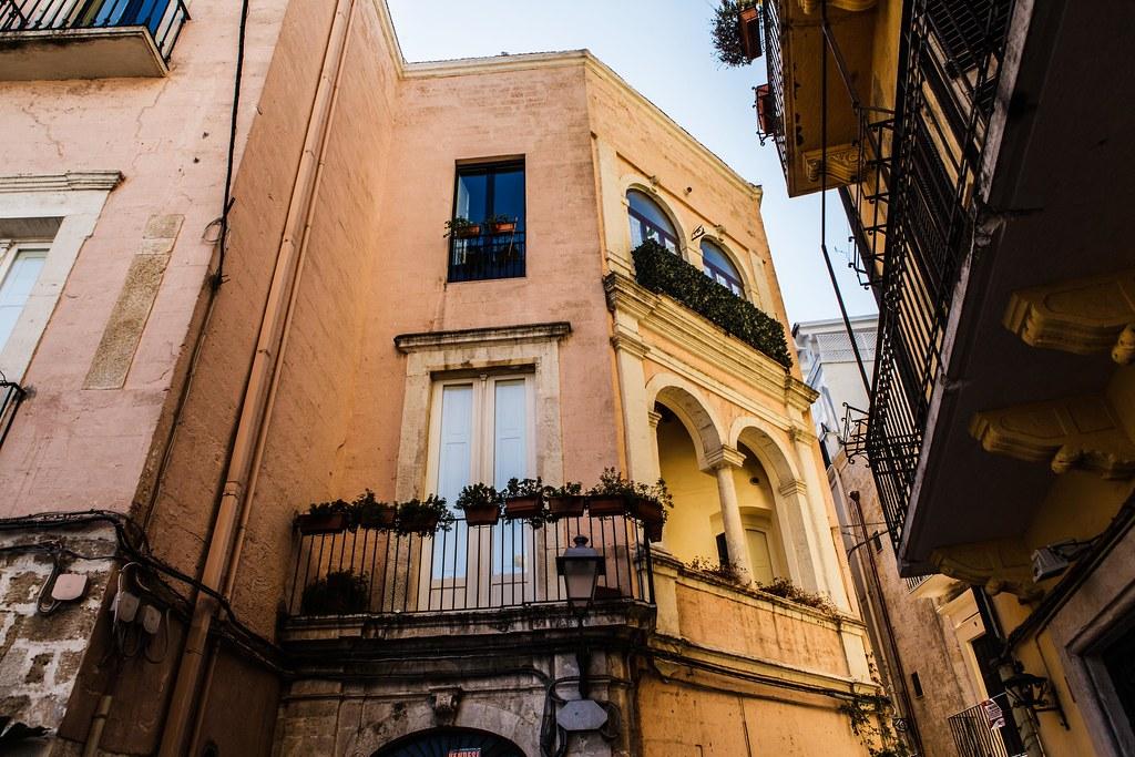 Visitare Bari Vecchia