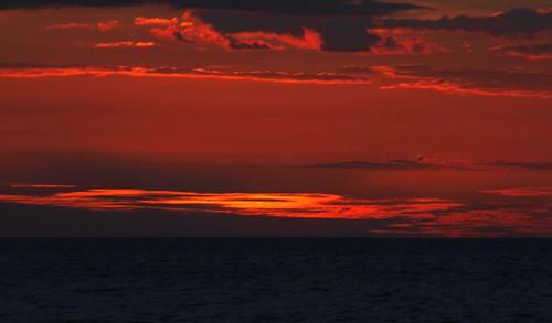 clouds sunrise seabrooktexas jardindelmar