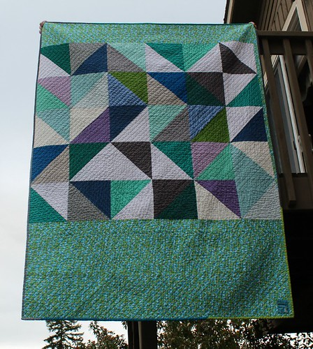 HST quilt washed & crinkly | by aquilterstable