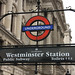 CRE_Digital_Education_Marketing_London_Underground_Sign_Westminster_IMG_6324 by Click-Recruit-Enrol