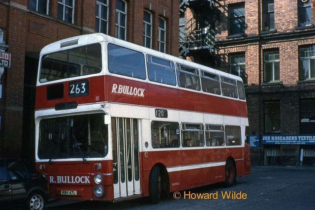 Bullock, Cheadle WWH 47L