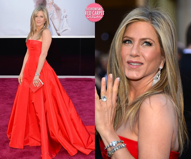 Jennifer Aniston 珍妮佛安妮絲頓 in Valentino