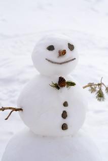 Snowman   by Javmorcas