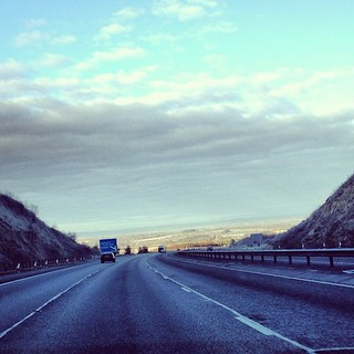 on way back to home @M40 Oxford | by Zee Chaudhry