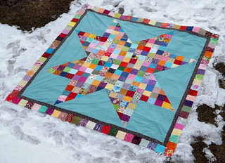 Charmed, I'm Sure | by Grey Cat Quilts