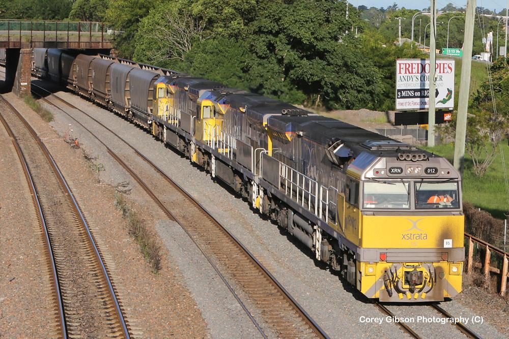 XRN012, XRN013 & XRN015 at High Street, Maitland by Corey Gibson