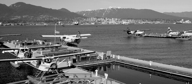 Planes and the North Shore
