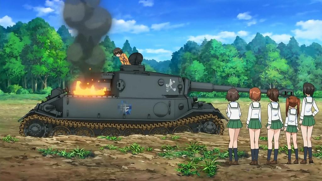 Mengenal Berbagai Macam Tank Ōarai pada Film Girls und Panzer das Finale: Part 1