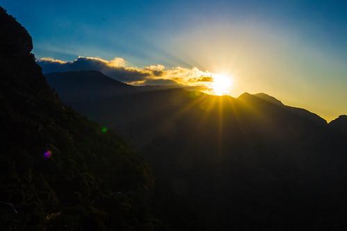 sunset india mountain samsung bluesky crop tamilnadu kumar kumaravel nx100 samsungnx samsungnx100 nx100samsung valparairoad